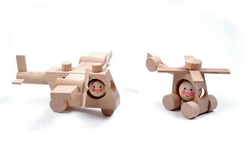 Sjovt og sejt legetøj til små og store børn