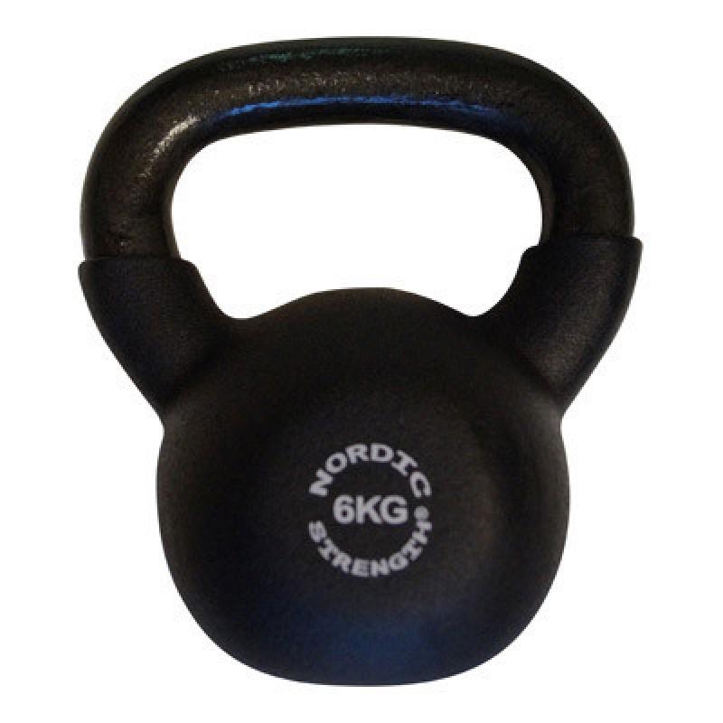 Kettlebells er super effektive til din træning derhjemme