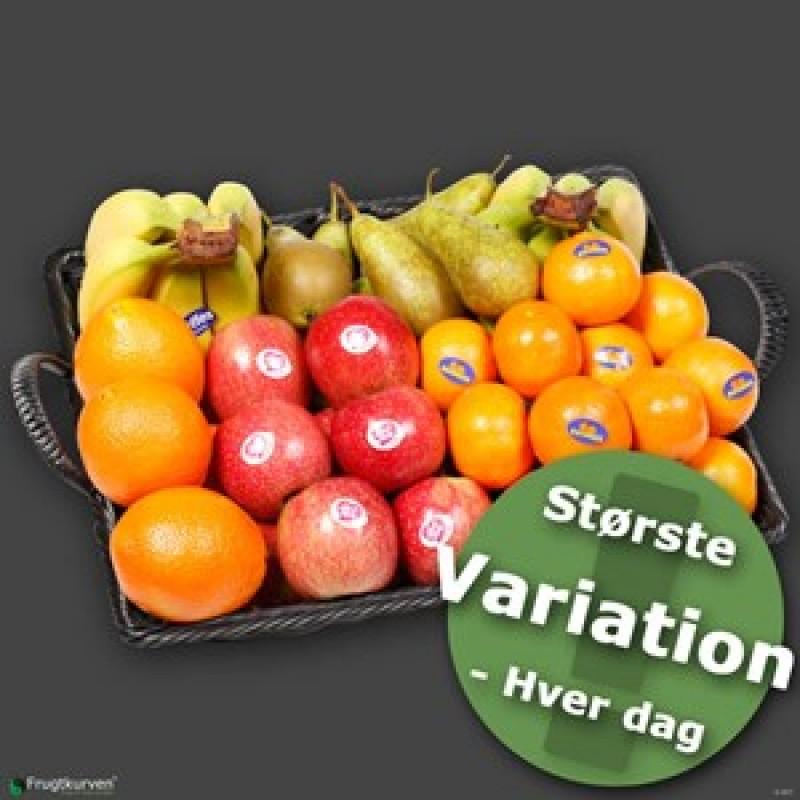 Få en frugtordning med god variation